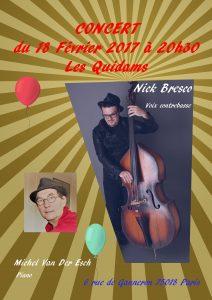 concert Les Quidams