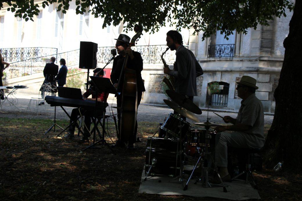 Paris jazz group