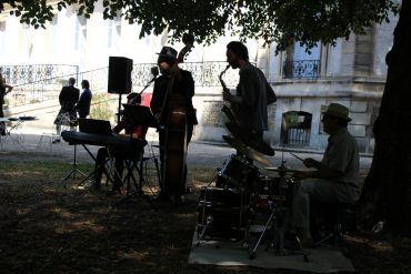 Groupe de jazz Paris