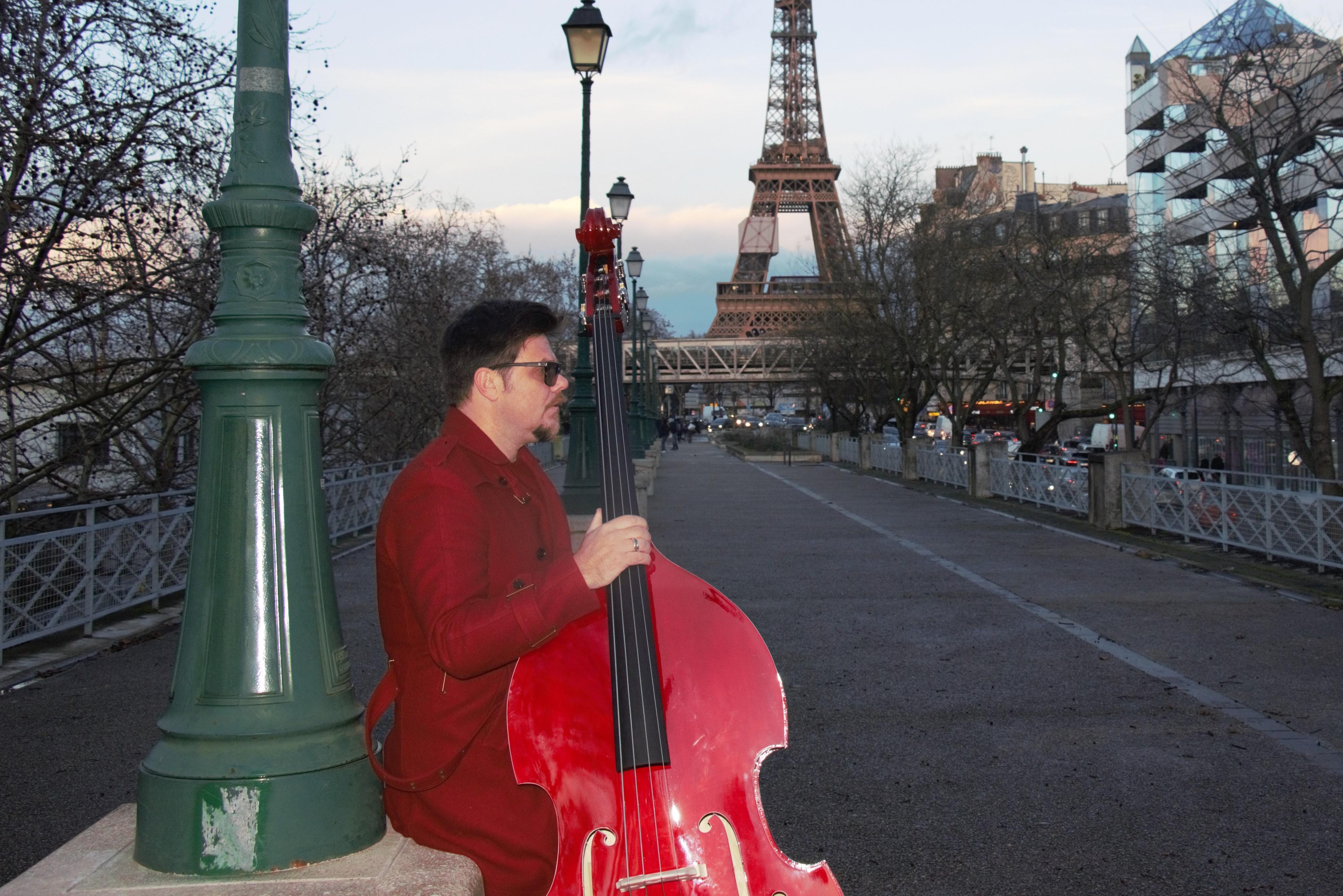 A Troubadour in Paris Album Jazz
