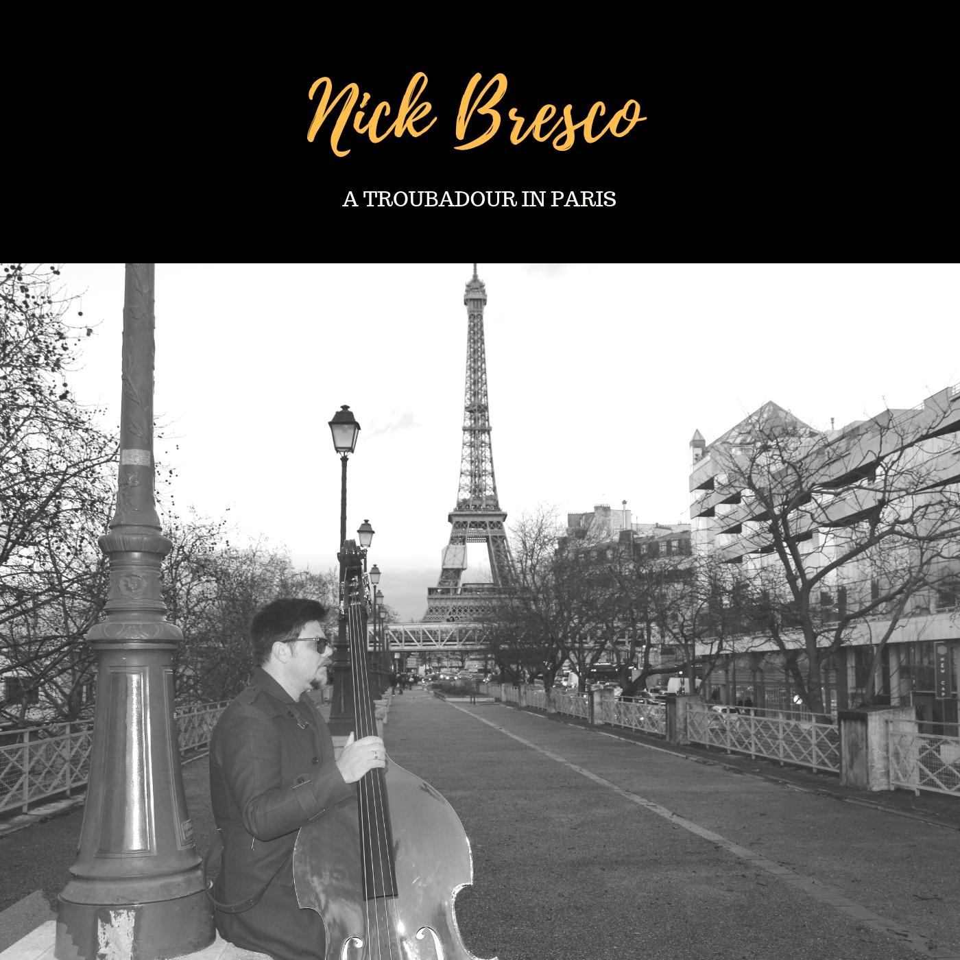 A Troubadour in Paris